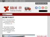 Browse Solve It! Think Out of the Box