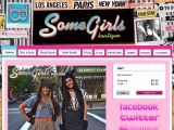 Browse Some Girls Boutique