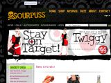Sourpussclothing.com Coupon Codes