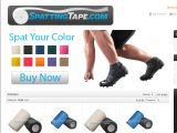 Browse Spatting Tape