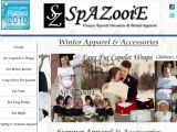 Spazooie.com Coupon Codes