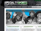 Browse Specialty Sports - Spesh