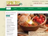 Browse Spices Etc