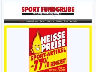 Shop at sport-fundgrube.com