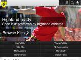 Browse Sport Kilt