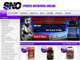 Browse Sports Nutrition Online