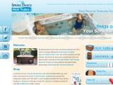 Browse Spring Dance Hot Tubs