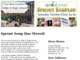 Browse Sprout Soup