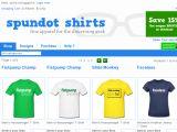 Browse Spundot Shirts
