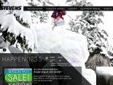 Browse Stevens Pass Winter Resort