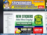 Browse Stickerheads Stickers