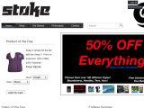 Browse Stoke International Clothing