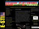 Store.e-Stimsystems.com Coupon Codes
