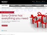 Browse Sony Canada Store