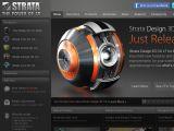 Browse Strata 3d Design
