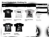 Streetcredentialsclothingco Coupon Codes
