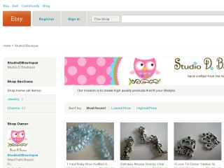 Shop at studiodboutique.etsy.com