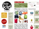 Stylekid.ca Coupon Codes