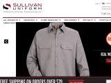 Browse Sullivan Uniforms