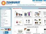 Browse Sunburst Bottle