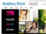 Browse Sundance Beach