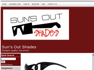 Shop at sunsoutshades.com