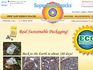 Shop at superfoodsnacks.com