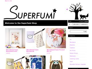 Shop at superfumi.bigcartel.com