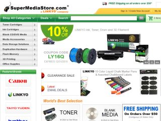 Shop at supermediastore.com