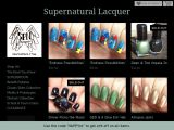 Supernaturallacquer Coupon Codes