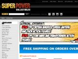 Browse Super Power Collectibles