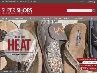 Shop at supershoes.com