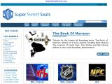 Supersweetseats.com Coupon Codes