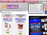 Supplementwarehouse.com Coupon Codes