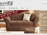 Browse Sure Fit Slipcovers