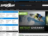 Browse Surf Ride