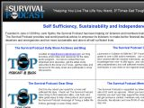 Browse The Survival Podcast
