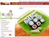 Browse Sushi A La Carte