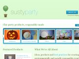 Browse Sustainable Party