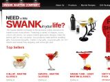 Browse Swank Martini Company