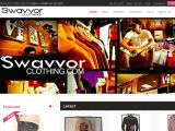 Browse Swavvor Clothing