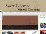 Sweet Libertine Mineral Cosmetics Coupon Codes