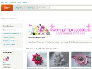Shop at sweetlittleblossoms.etsy.com