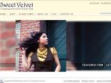 Browse Sweet Velvet