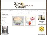 Browse Sylvia's Candles