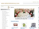 Browse Tablecloths