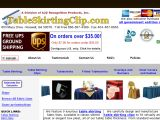 Tableskirtingclip.com Coupons