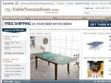 Tabletenniszone.com Coupons