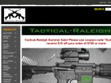 Tactical-Raleigh.net Coupons