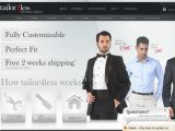 Tailor4less Coupon Codes
